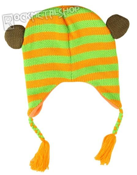 czapka zimowa FREAKS AND FRIENDS - MONKEY LAPLANDER