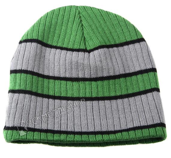 czapka zimowa HARRY POTTER - SLYTHERIN