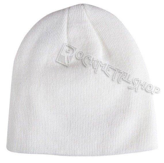 czapka zimowa THE BEATLES - YELLOW SUBMARINE biała