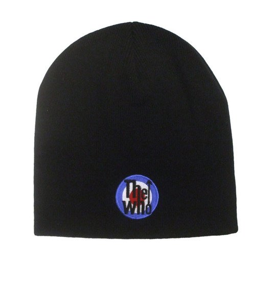 czapka zimowa THE WHO