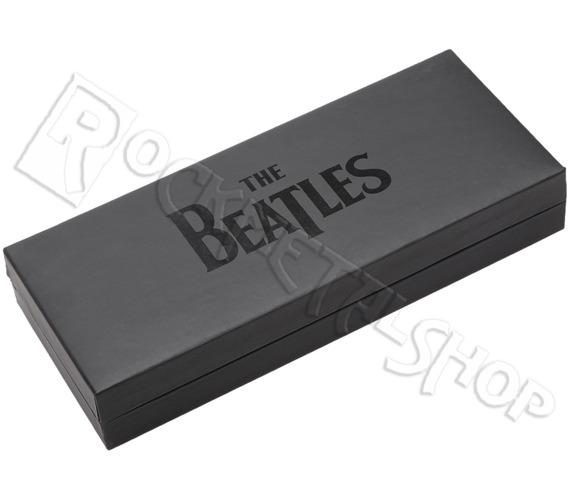 długopis w etui THE BEATLES - GIFT SET czarny