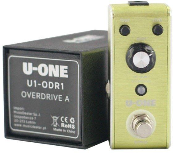 efekt gitarowy OVERDRIVE U-ONE U1-ODR1