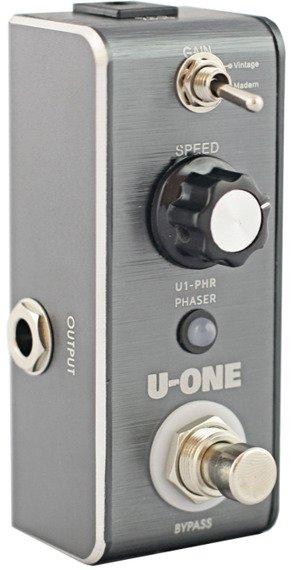 efekt gitarowy PHASER U-ONE U1-PHR