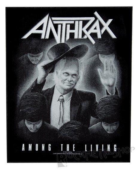 ekran ANTHRAX - AMONG THE LIVING