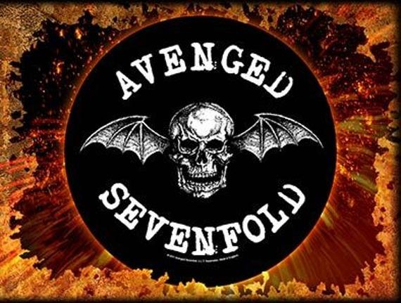 ekran AVENGED SEVENFOLD - DEATH BAT