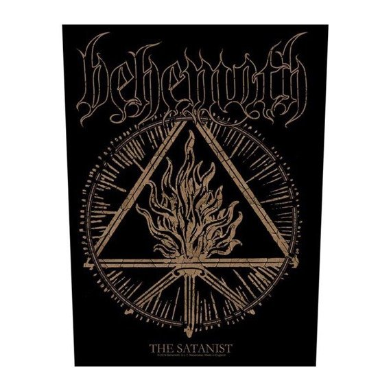 ekran BEHEMOTH - THE SATANIST