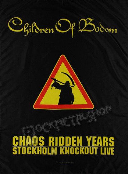 flaga CHILDREN OF BODOM - CHAOS