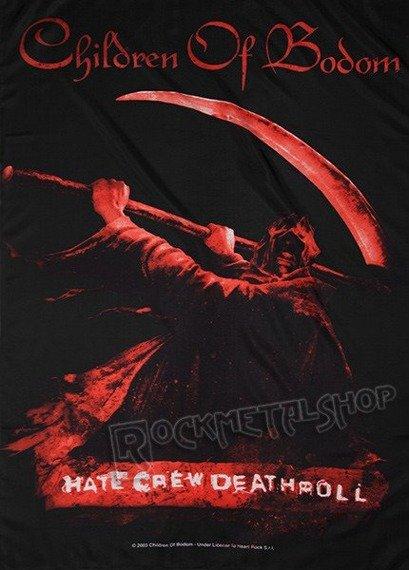 flaga CHILDREN OF BODOM - HATE CREW DEATHROLL