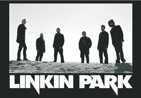 flaga LINKIN PARK - SANDY BAND