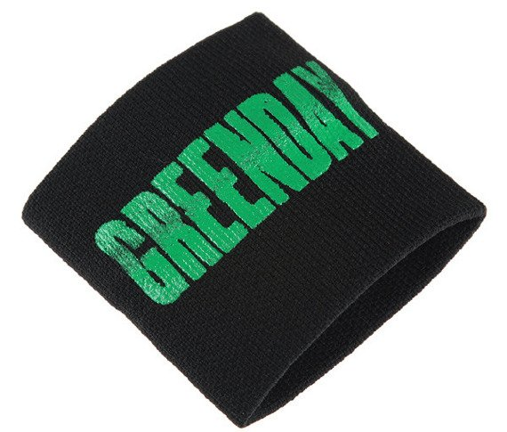 frotka na rękę GREEN DAY - LOGO