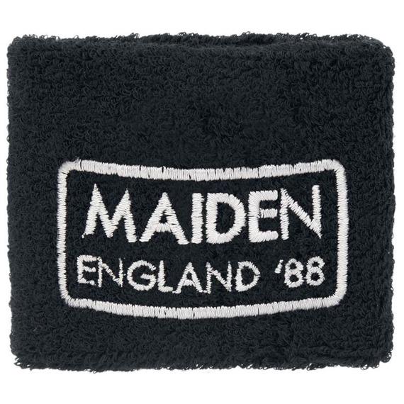 frotka na rękę IRON MAIDEN - MADE IN ENGLAND 88