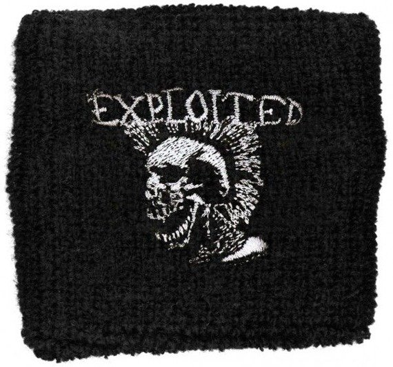 frotka na rękę THE EXPLOITED - MOHICAN SKULL