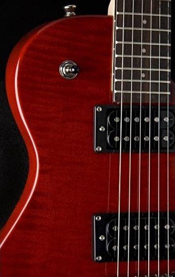 gitara WASHBURN WIN14F(TR) flame red