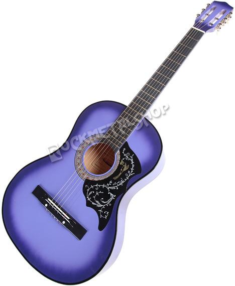 gitara akustyczna CRAFTMAN C-31 / PURPLE BURST