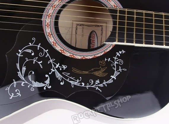 gitara akustyczna CRAFTMAN KS-39/BK BLACK