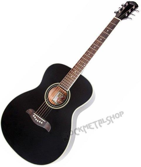 gitara akustyczna WASHBURN OA(B) OSCAR SCHMIDT Black
