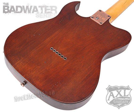 gitara elektryczna AXL / EL DORADO TELE / BROWN VINTAGE
