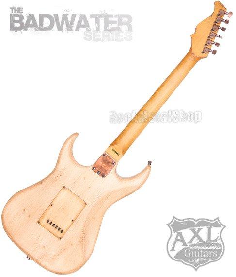 gitara elektryczna AXL SRO BADWATER / OFF WHITE