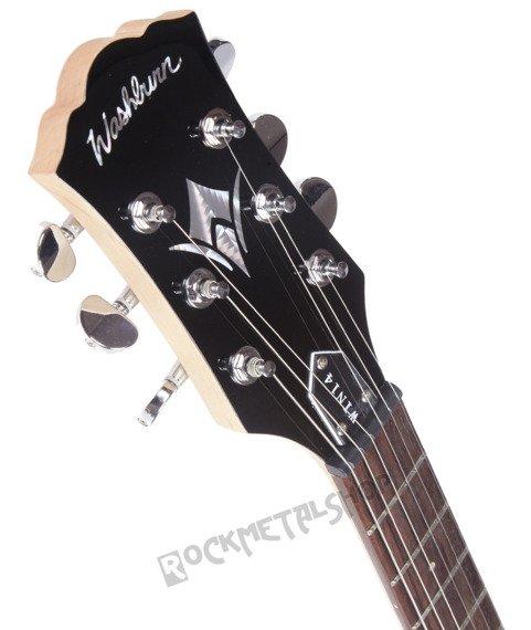 gitara elektryczna WASHBURN WIN14(WH) biała