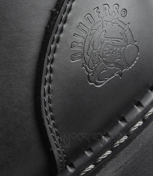 glany GRINDERS - KING (BLACK) 20-dziurkowe