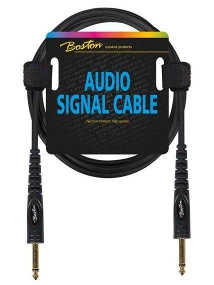 kabel instrumentalny BOSTON 3m jack prosty/prosty