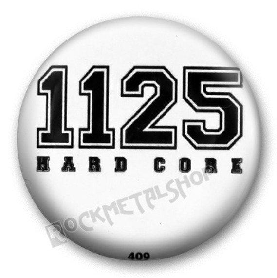 kapsel 1125 - HARD CORE black
