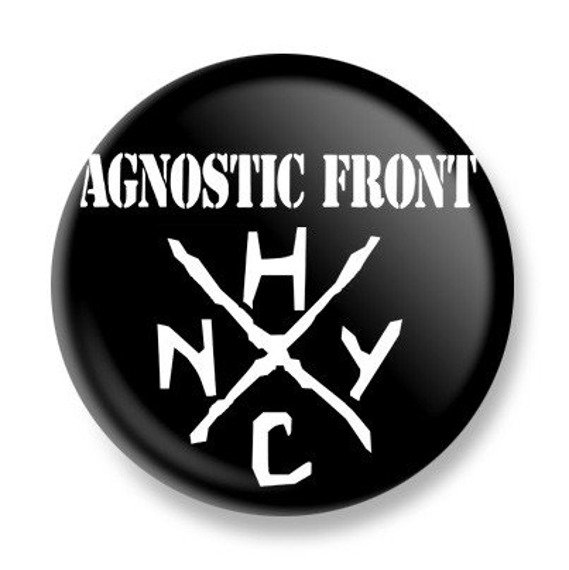 kapsel AGNOSTIC FRONT - NEW YORK HARD CORE