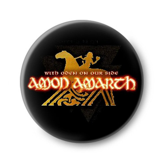 kapsel AMON AMARTH - WITH ODEN ON OUR SIDE