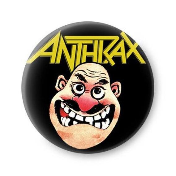 kapsel ANTHRAX - NOT MAN