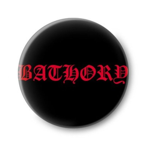 kapsel BATHORY - LOGO