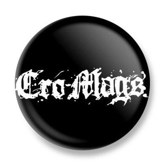 kapsel CRO-MAGS - LOGO