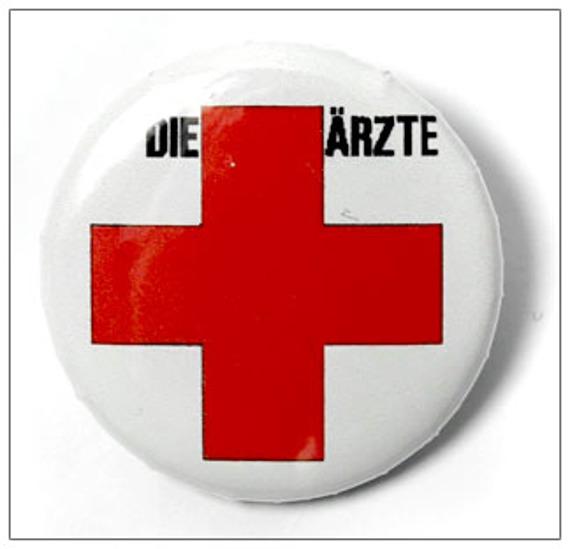 kapsel DIE ARZTE - RED CROSS