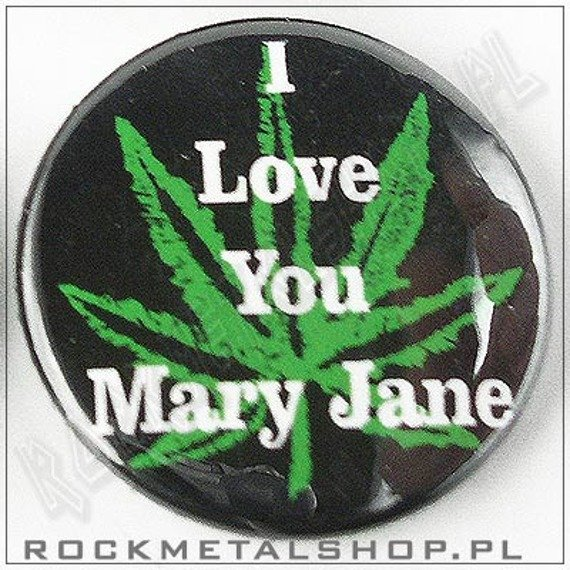 kapsel I LOVE YOU MARY JANE