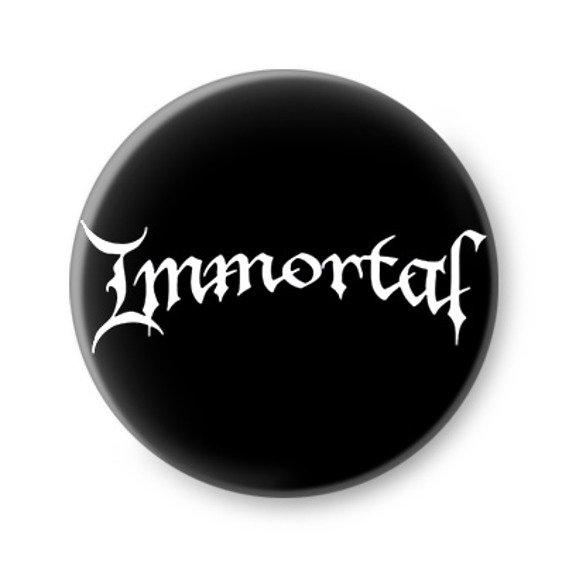 kapsel IMMORTAL - LOGO