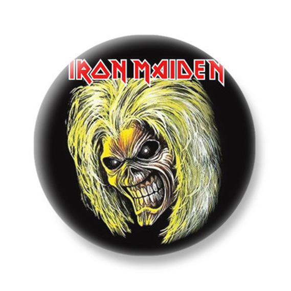 kapsel IRON MAIDEN - KILLERS EDDIE