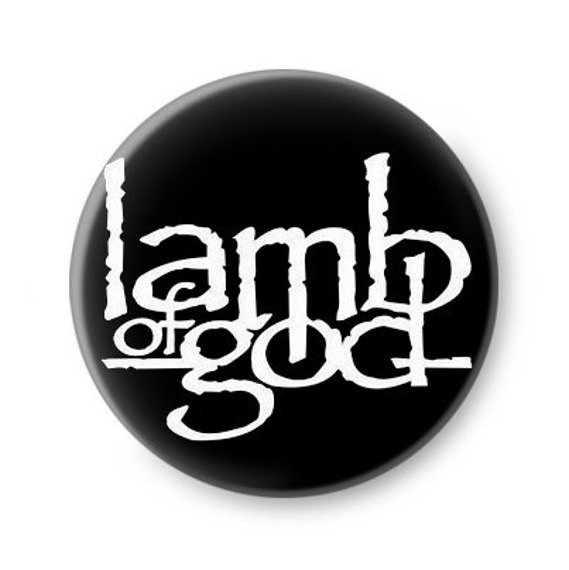 kapsel  LAMB OF GOD - LOGO