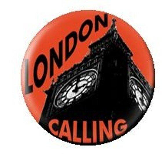 kapsel London Calling