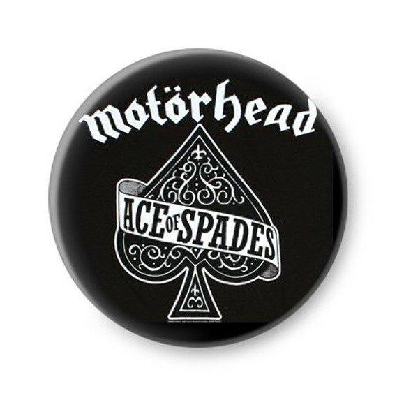 kapsel MOTORHEAD - ACE OF SPADES
