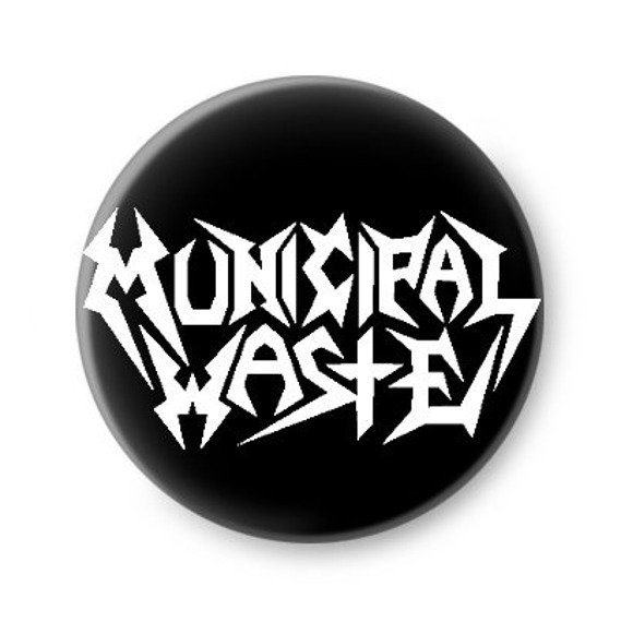 kapsel MUNICIPAL WASTE - LOGO