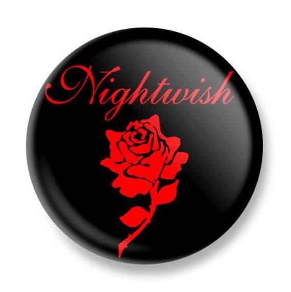 kapsel NIGHTWISH - RED ROSE