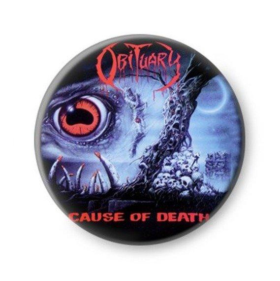 kapsel OBITUARY - CAUSE OF DEATH