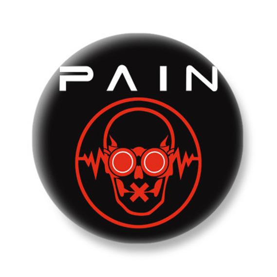 kapsel PAIN - SKULL