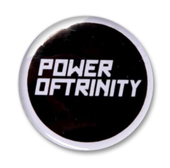 kapsel POWER OF TRINITY - LOGO