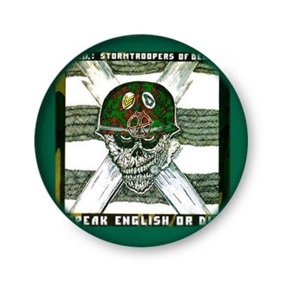 kapsel S.O.D. - SPEAK ENGLISH OR DIE