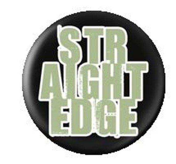 kapsel STRAIGHT EDGE - NAPIS