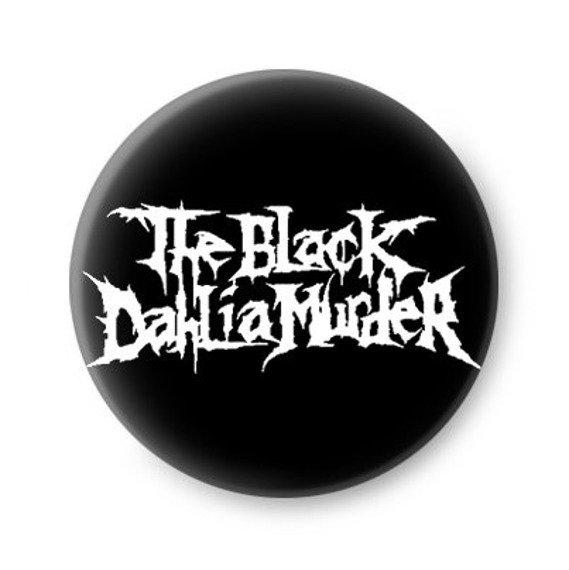 kapsel THE BLACK DAHLIA MURDER - LOGO