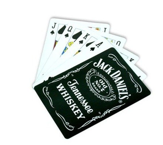 karty do gry JACK DANIELS (102582000)