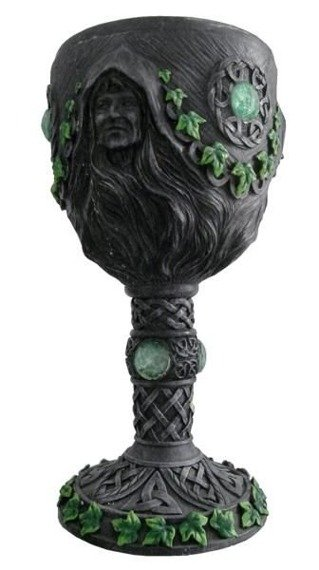 kielich MAIDEN MOTHER CRONE GOBLET
