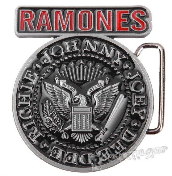 klamra do pasa RAMONES