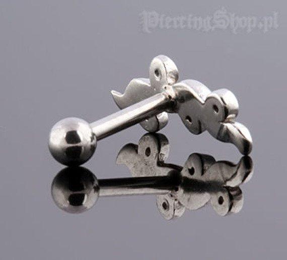 kolczyk piercing do ucha UPPER EAR [TIP-39]